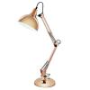"""EGLO Asztali lámpa, 60 W, """"Borgillio"""", réz"""