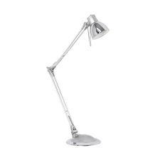 """EGLO Asztali lámpa, LED 4 W, """"Plano"""" ezüst világítás"""