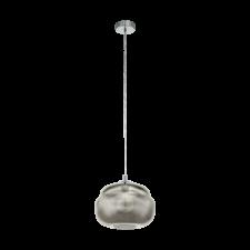 EGLO Függeszték E27 1x60W nikkel néróDogato világítás