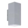 EGLO Tabo – 94186 – kültéri falra szerelhető LED lámpa, ezüst, 4W, 320 lm, 3000K melegfehér