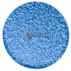Égszínkék akvárium aljzatkavics (3-5 mm) 0.75 kg