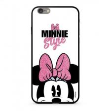 egyéb Disney prémium szilikon tok edzett üveg hátlappal - Minnie 050 Samsung G988 Galaxy S20 Ultra (6.9 tok és táska