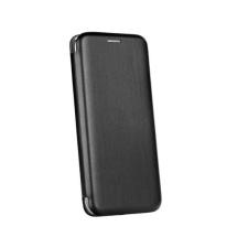 egyéb Forcell Elegance LG K51S / LG K41S oldalra nyíló mágneses könyv tok szilikon belsővel fekete tok és táska