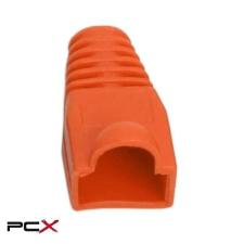 egyéb Narancssárga rj-45 törésgátló kábel és adapter