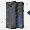 egyéb OTT! MAX DEFENDER mûanyag védõ tok / hátlap - SÖTÉTKÉK - szilikon belsõ, ERÕS VÉDELEM! - SAMSUNG SM-N950F Galaxy Note8