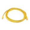 egyéb Rj45 cat5e utp m/m sárga kábel 5m