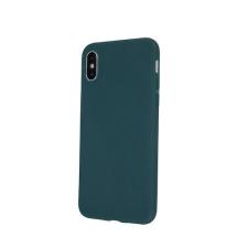 egyéb Xiaomi Mi Note 10 Lite zöld MATT vékony szilikon tok tok és táska