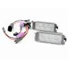 Einparts VW rendszámtábla LED világítás