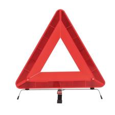 Elakadásjelző háromszög műanyag autófelszerelés