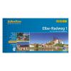 Elba kerékpárkalauz 1 / Elbe Radweg Radtourenbuch 1
