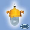 Elba Robbanásbiztos lámpa 70W/105W II 3D védőráccsal, izzóval IP54 Elba