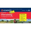 Elberadweg 2 - (von Magdeburg nach Cuxhaven) kerékpáros túrakalauz - Kompass FF 6298