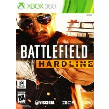 Electronic Arts Battlefield Hardline Classic Xbox 360 videójáték