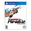 Electronic Arts Burnout Paradise Remastered (PS4) játékszoftver