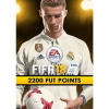 Electronic Arts FIFA 18 2200 Ultimate Team pont PC-re (FIFA18PCT2200)