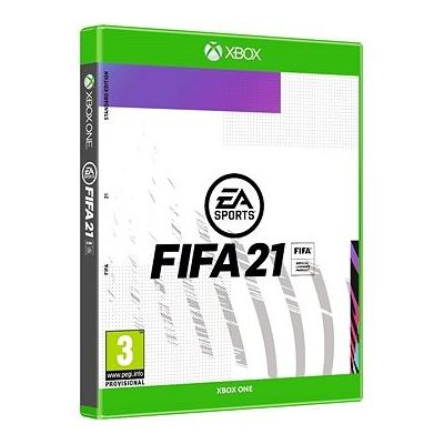 Electronic Arts FIFA 21 - Xbox One - Videójáték: árak ...