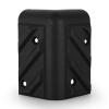 Electronic-Star 4 x LLE védő sarok, univerzális, PA erősítők