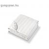 Elektromos ágymelegítő takaró két személyes, 2 különálló fűtőzónával Beurer