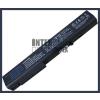 EliteBook 8730p 4400 mAh 8 cella fekete notebook/laptop akku/akkumulátor utángyártott