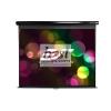 """Elitescreen s 92"""" (16:9) manuális fali vászon M92UWH (204 x 115 cm, Fekete váz)"""