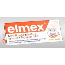 Elmex Elmex fogkrém gyermek 50ml fogkrém