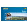 Elzász kerékpáratlasz / Radatlas Elsass Radregion
