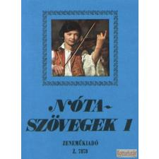 EMB Nótaszövegek 1. antikvárium - használt könyv