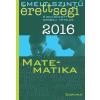 - EMELT SZINTÛ ÉRETTSÉGI 2016 - MATEMATIKA - KIDOLG. SZÓBELI TÉTELEK