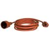 Emos hosszabbító kábel 30m, narancs