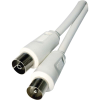 Emos IEC (koax) kábel IEC - IEC 15m