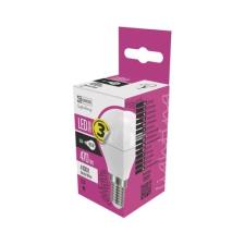 Emos LED izzó EMOS E14 kisgömb 6W természtes fény 4100K izzó