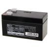 Emos SLA ólomakkumulátor 12V 1,3Ah F1 (GT12-1.3) AGM