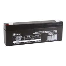 Emos SLA ólomakkumulátor 12V 2,2Ah F1 (OT2.2-12) AGM autó akkumulátor