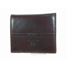 Emporio Valentini Valentini oldalfalas aprótartós barna kis bőr pénztárca 563146