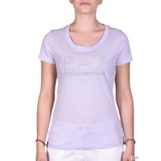 EmporioArmani Női Rövid ujjú T Shirt WOMANS KNIT JERSEY