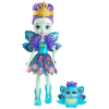 EnchanTimals: Patter Peacock figura