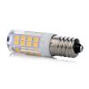 Energiahaza LED lámpa , égő , kukorica , E14 foglalat , 5 Watt , 360° , meleg fehér
