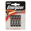 ENERGIZER Elem, AAA mikro, 4 db, ENERGIZER Alkaline Power (EEAAA4AP)