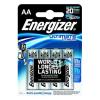 ENERGIZER Ultimate Lithium AA / 4