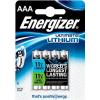ENERGIZER Ultimate Lithium AAA / 4