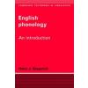 English Phonology – Heinz, J. Giegerich