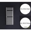 Enix Aster 718W fehér radiátor 500x1216mm (A-512)