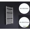 Enix Pini 1051W fehér radiátor 608x1742mm (P-617)