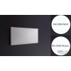 Enix Plain Art Radiátor 2228W fehér 2000x200mm (PS44)