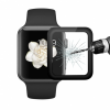 ENKAY edzett tartós 3D üveg kerettel Apple Watch 42mm - 0.2mm