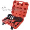 Epextech - Kerékagy és kerékcsapágy kihúzó és beszerelő készlet, 78 mm