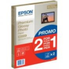 Epson Glossy [A4 / 255g] 2x15db fotópapír #C13S042169