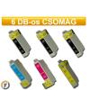Epson nyomtatóhoz T1295 utángyártott tintapatron csomag, 6 darabos