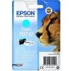 Epson T0712 cyan 5,5ml eredeti epson tintapatron