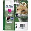 Epson T12834011 Tintapatron Stylus S22, SX125, SX420W nyomtatókhoz, EPSON vörös, 3,5ml